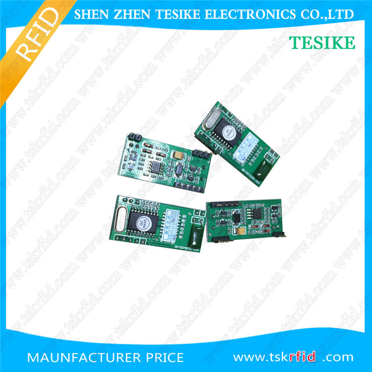 China 125kHz Lf RF Transmitter Receiver Reader Module Uart Photos