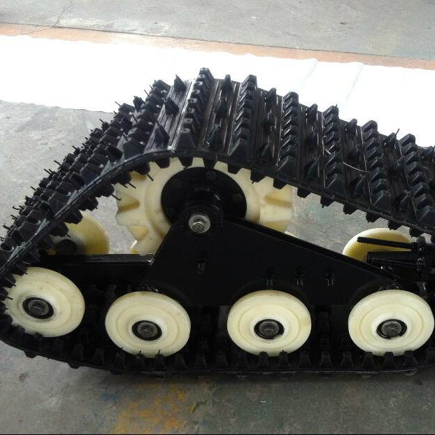 Triangular Rubber Track System (PY-255G) pictures & photos