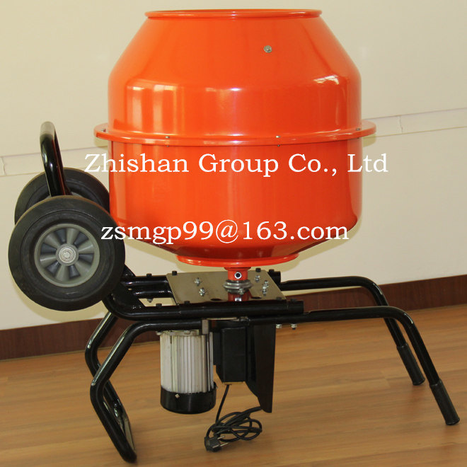 Cm260s (CM50S-CM350S) Portable Electric Gasoline Diesel Cement Mixer pictures & photos