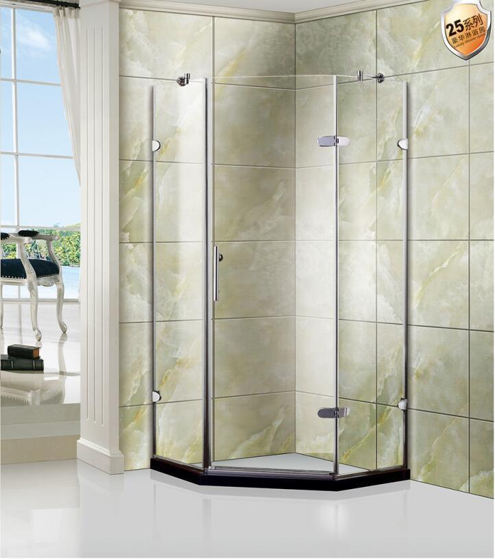 China Diamond Aluminum Frame Good Quality Shower Cabin 900 X 900 ...