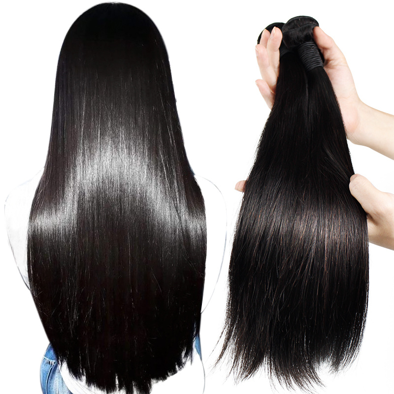 Hair Morein Raw Virgin Vietnamese Straight Hair Bundle Weaving Factory in Vietnam Human Hair pictures & photos
