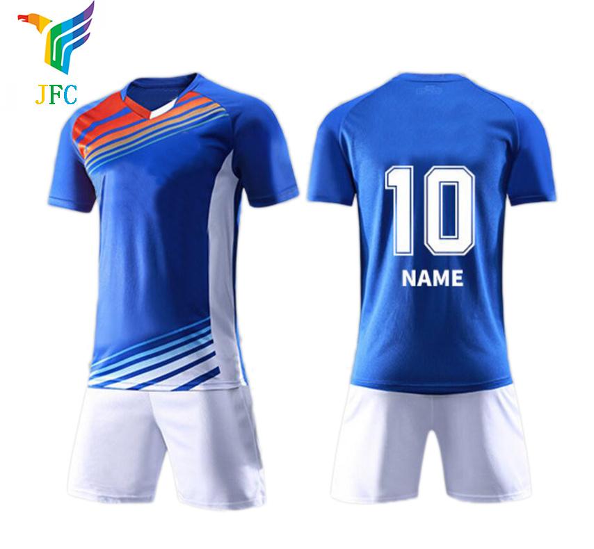 e18e32d59 China OEM Fashion High Quality Football Shirt Maker Custom Soccer Jersey  Set - China Football Uniform