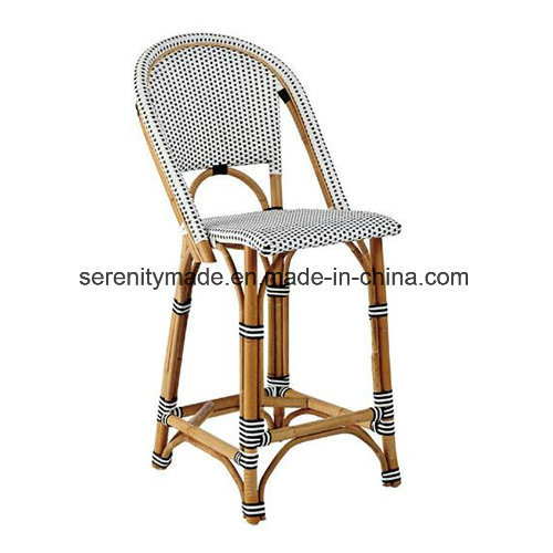 Fine Hot Item Hand Crafted French Style Bistro Rattan Restaurant Outdoor High Bar Stools Download Free Architecture Designs Intelgarnamadebymaigaardcom