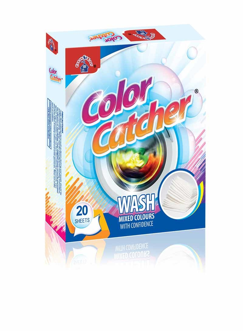 China Non-Woven Cloth Color Catcher Sheets - China Color Catcher ...