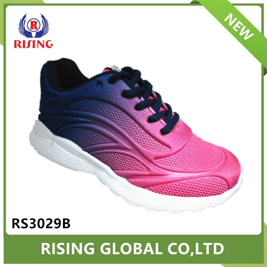 China Top Selling Changing Color Running Footwear Sport Shoes Photos ... 12486dfcb