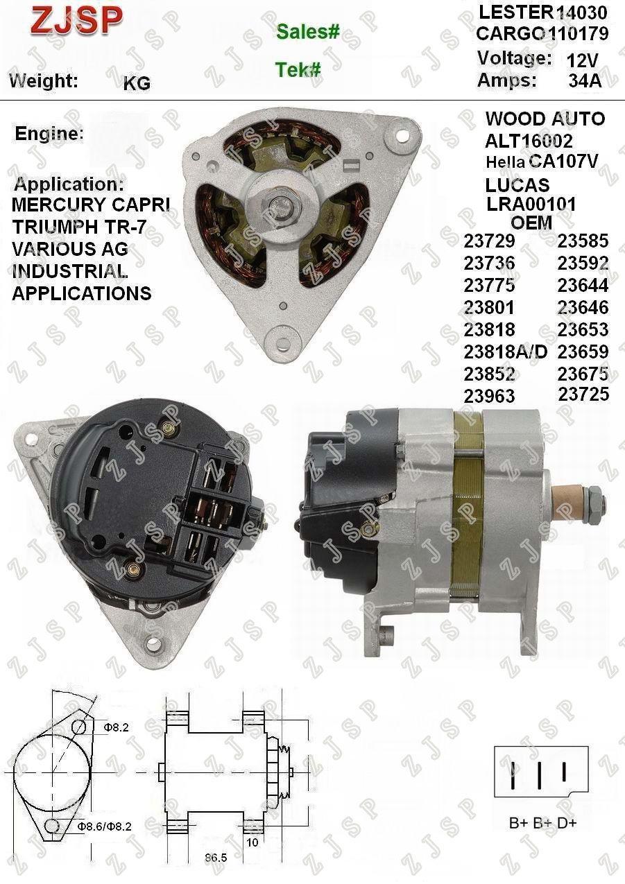 diagram on mercury capri bosch alternator wiring pigtail bosch  alternator plug on