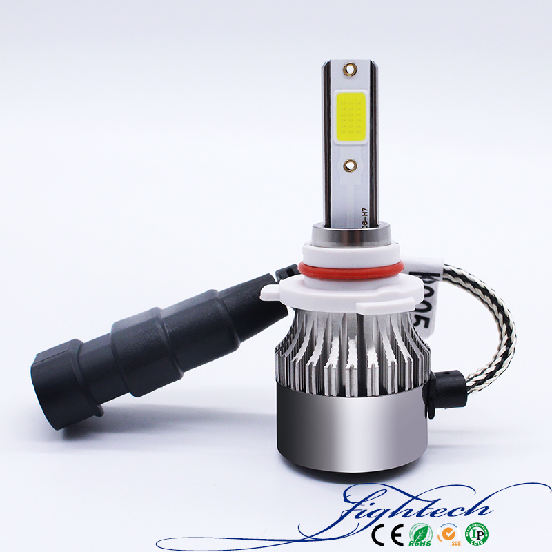 Led Replacement Headlight Bulbs >> Hot Item Lightech K3 9005 Led Replacement Headlight Bulbs