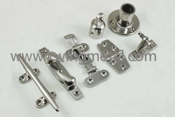 Concave Deck Hinge with Release Pin pictures & photos