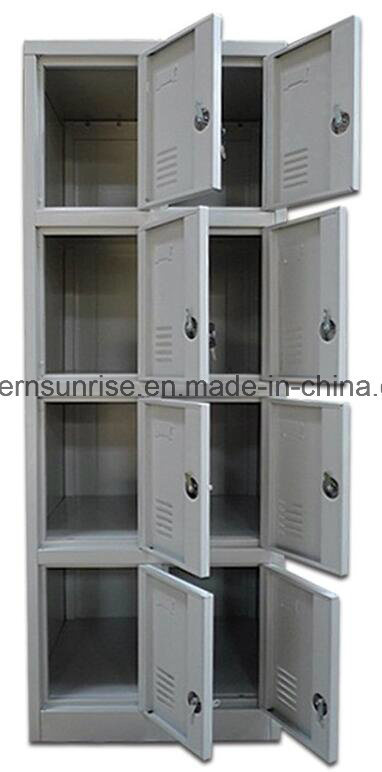 Eight Door Cheap Metal Steel Iron Locker/Wardrobe/Storage Cabinet  sc 1 st  Luoyang Eastern Sunrise Import and Export Trading Co. Ltd. & China Eight Door Cheap Metal Steel Iron Locker/Wardrobe/Storage ...