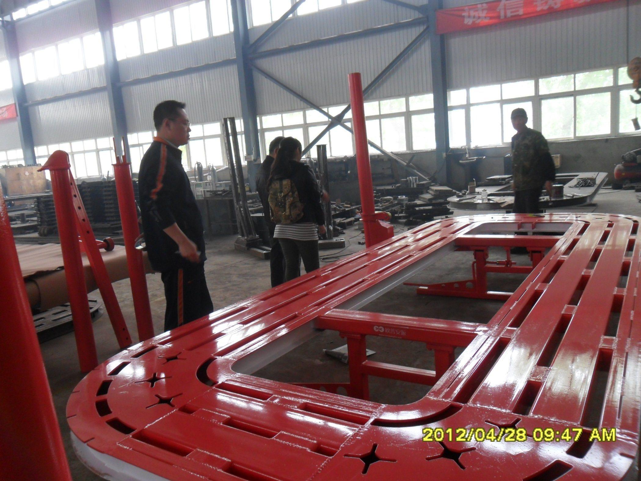China Garage Equipment Auto Frame Machine Car Repair Bench Photos ...