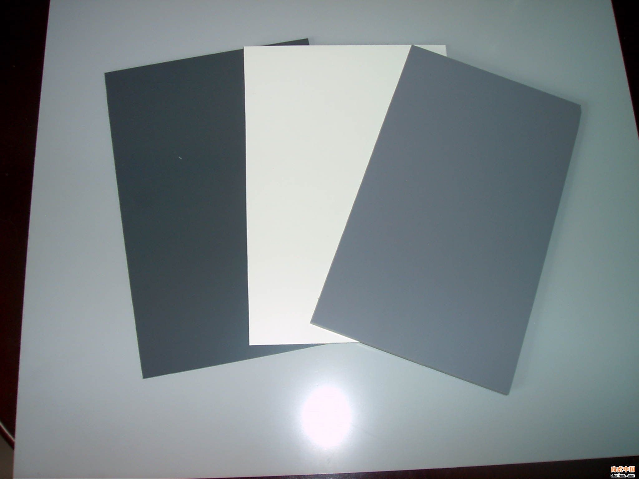 China Black Color 4mm PVC Foam Board for Photo Framing Photos ...