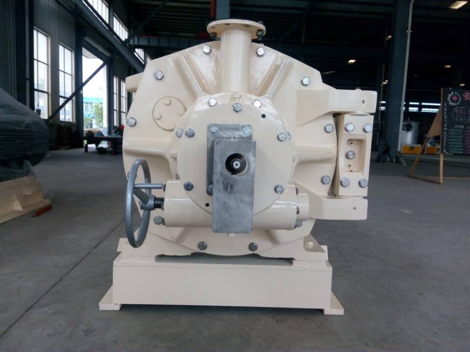 Double Disc Refiner for Pulp and Paper Machine