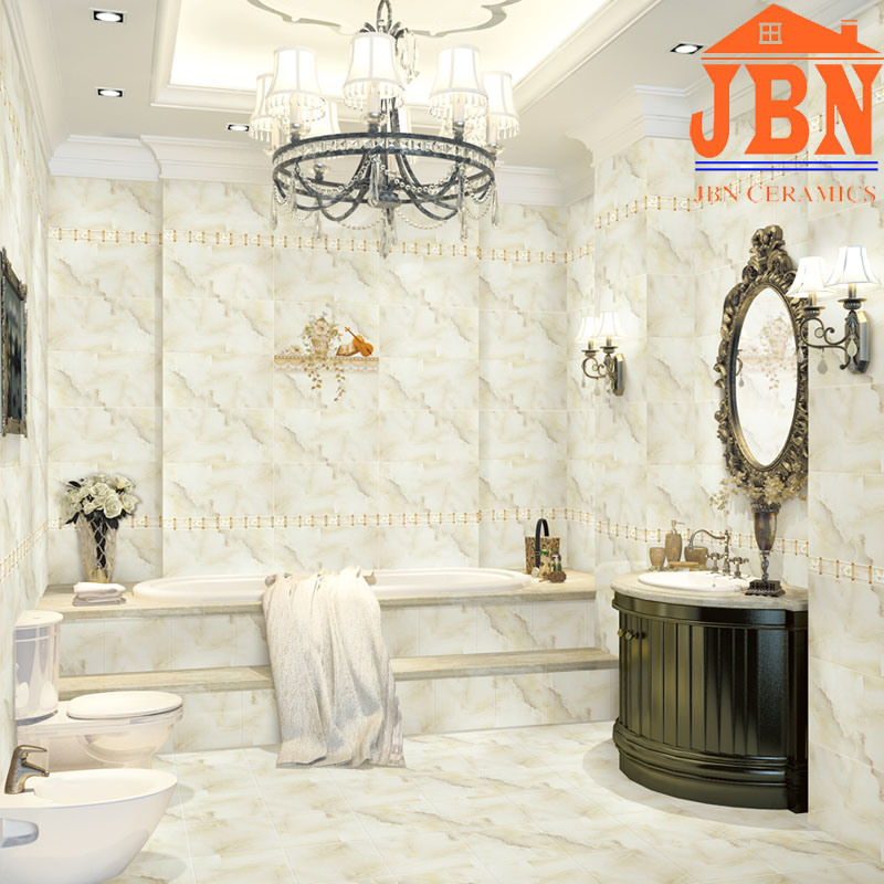 China 300X600mm Hot Sale Marble Design Bathroom Ceramic Wall Tile ...