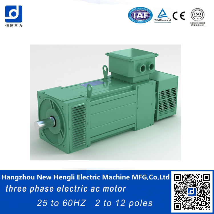[Hot Item] 20kw 3000rpm Speed Variable AC Motor