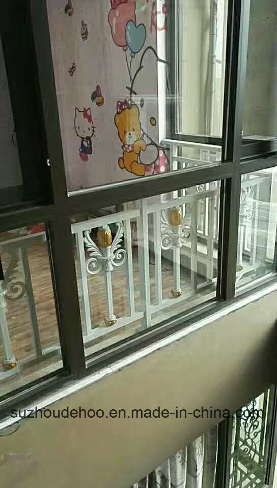 China Lowes Wrought Iron Railing Balcony Grill Designs Fence