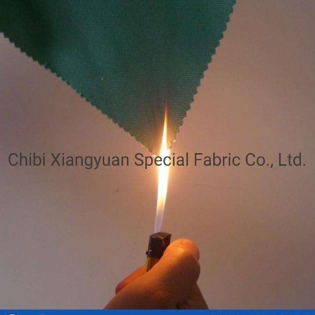 Anti-Static & Flame Retardant with 100% Cotton Fabric pictures & photos