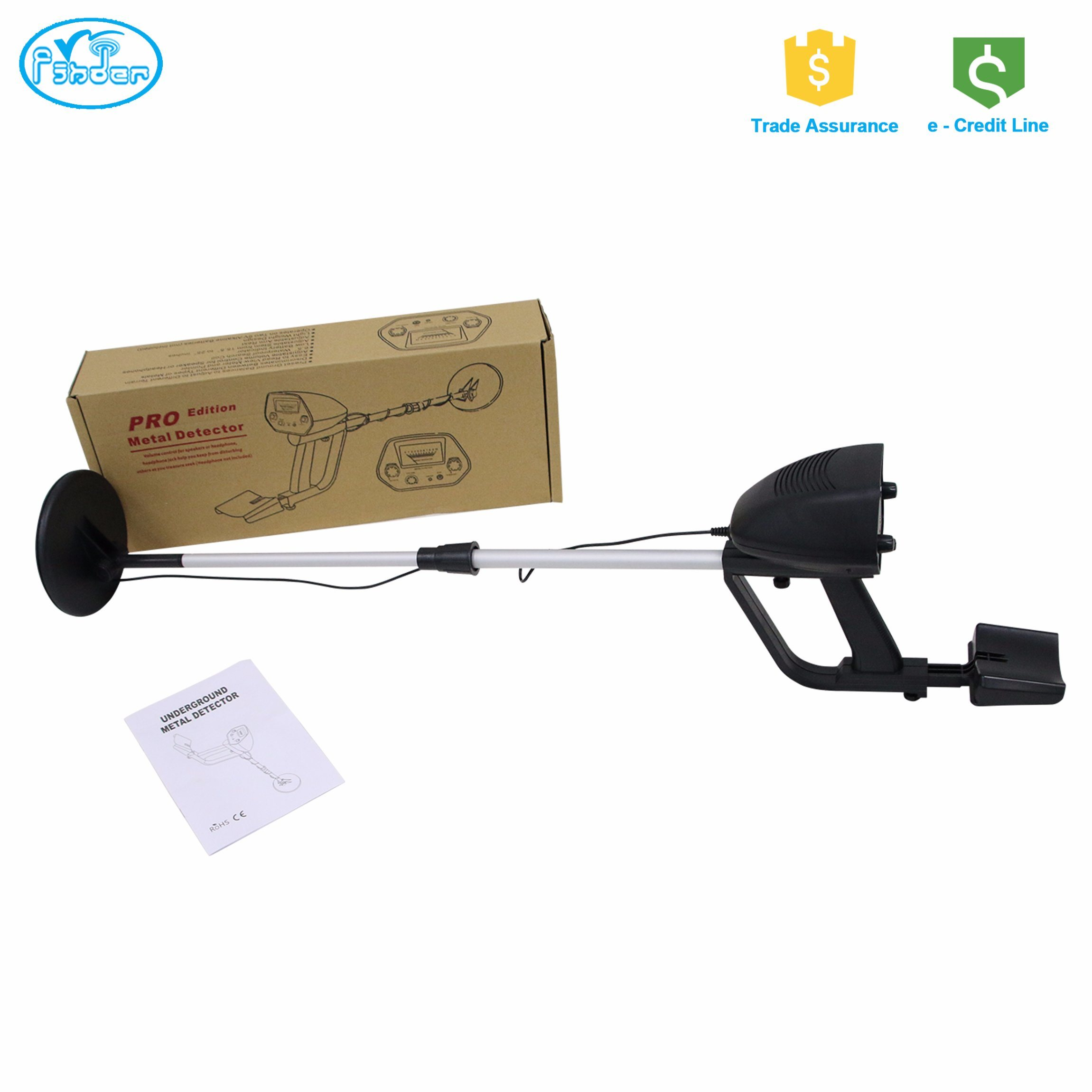 China Long Distance Underground Gold Metal Detector Photos Professional Detectors Detecting Range