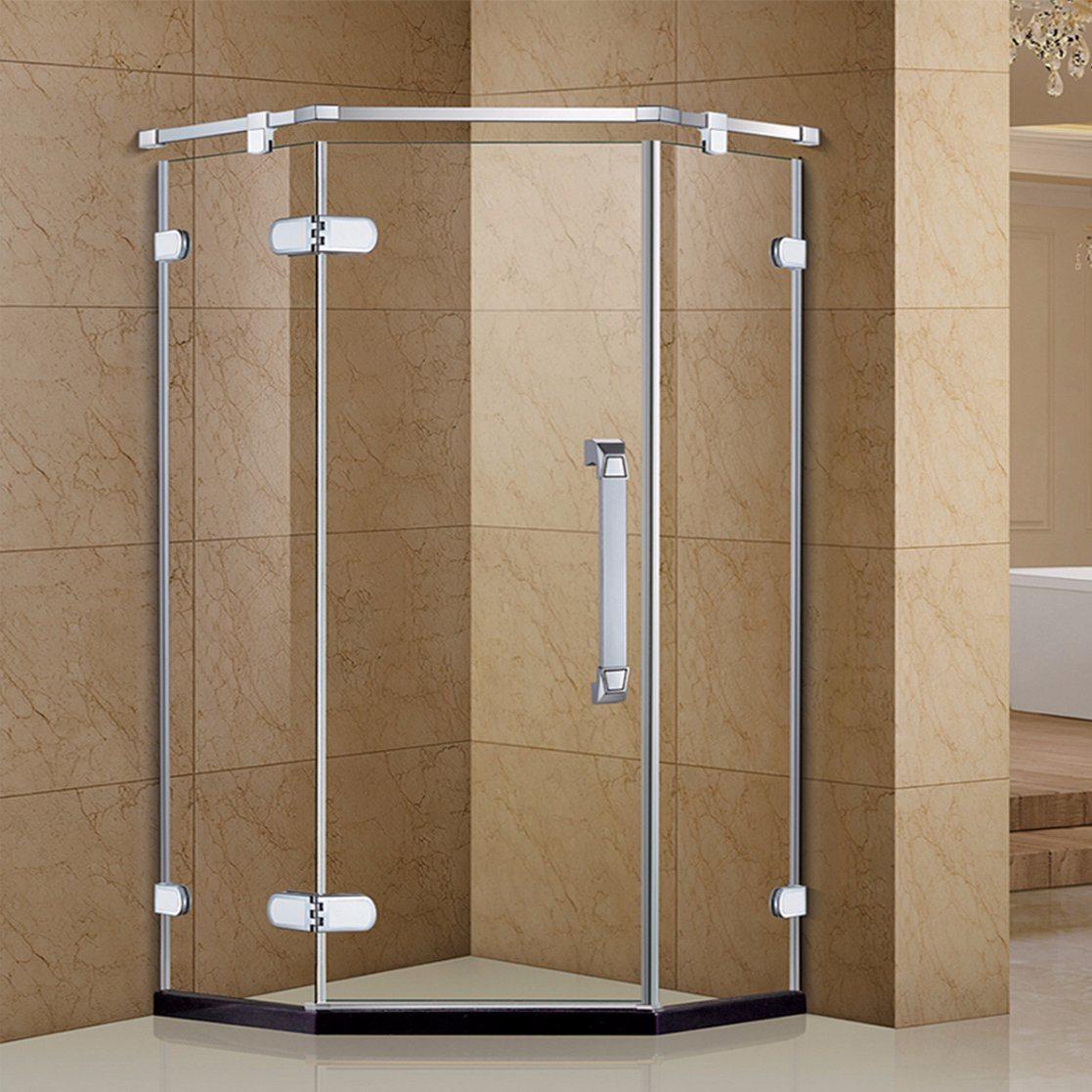 China Bathroom Shower Bath Cubicle Simple Shower Room - China Shower ...
