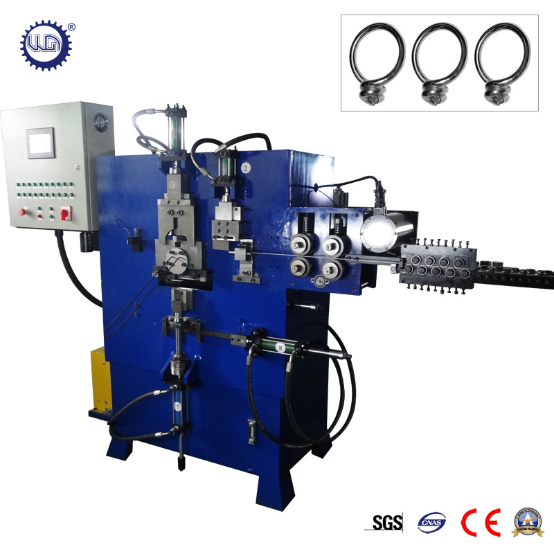 Automatic Metal Wire Hydraulic Bending Machine pictures & photos