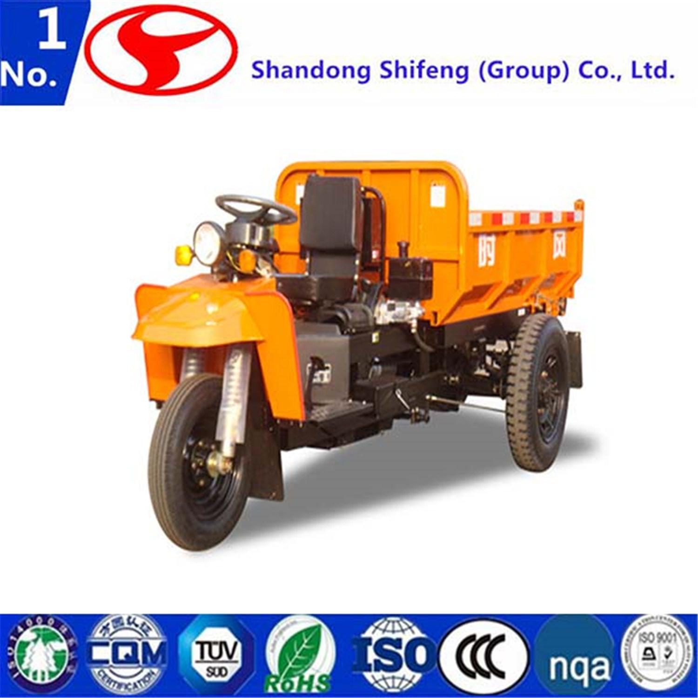 China Mini Dump Truck in Dump Truck Small Mining Truck Dumper