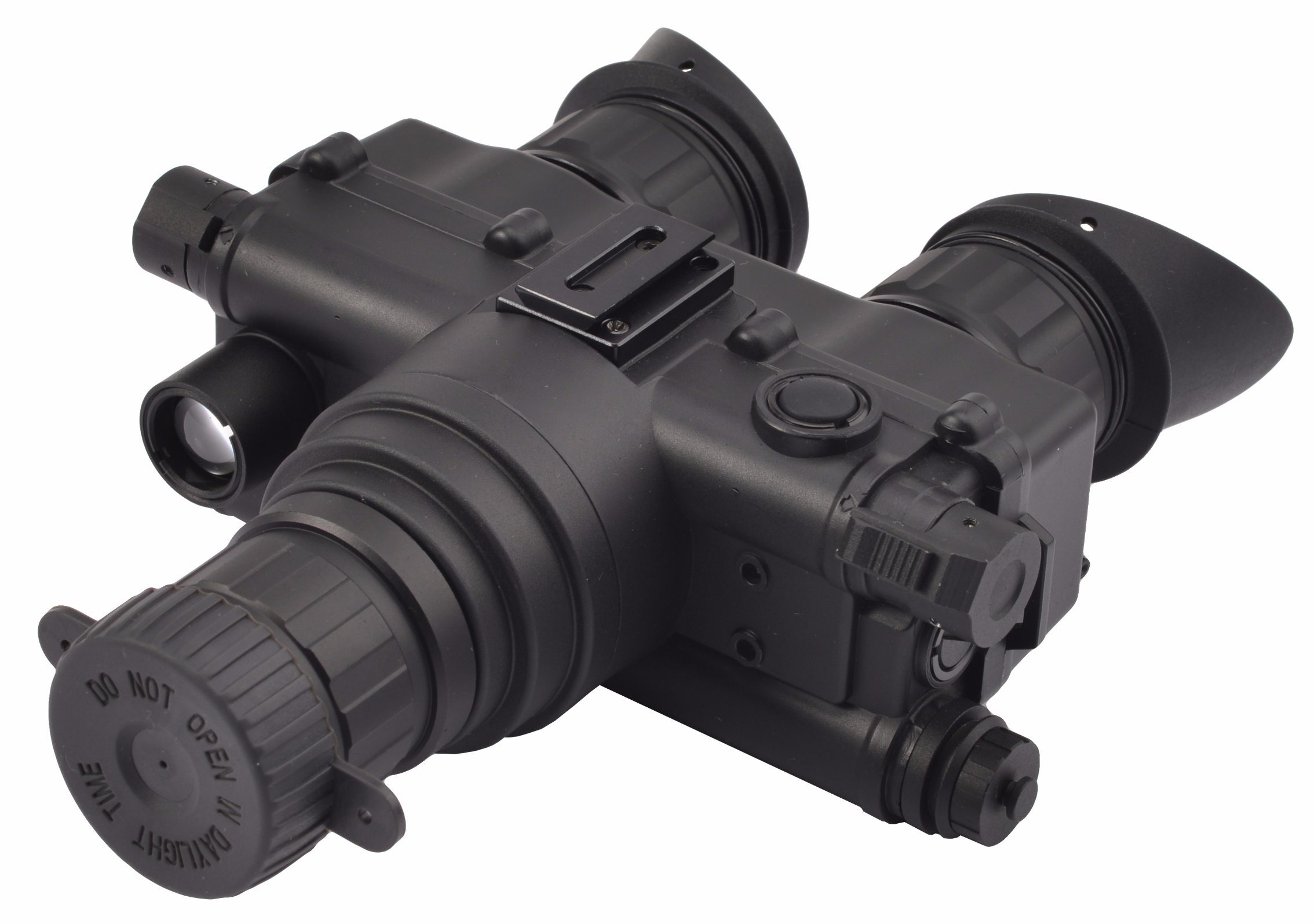 Quasi Gen3 Night Vision Goggles with Adjustable Eyepiece and Video Output D-G3071 (with 1X Lens) pictures & photos