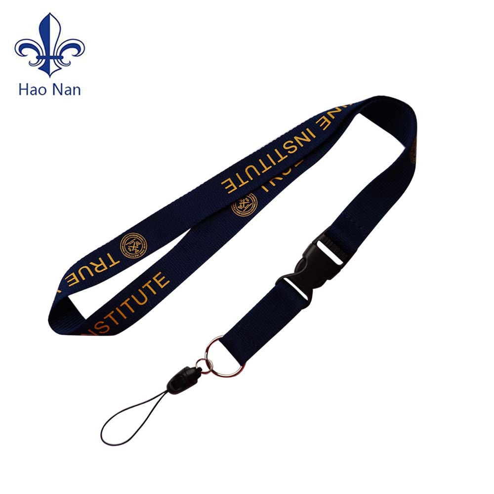 Custom Neck Strap No Minimum Order Printed Polyester Lanyards pictures & photos