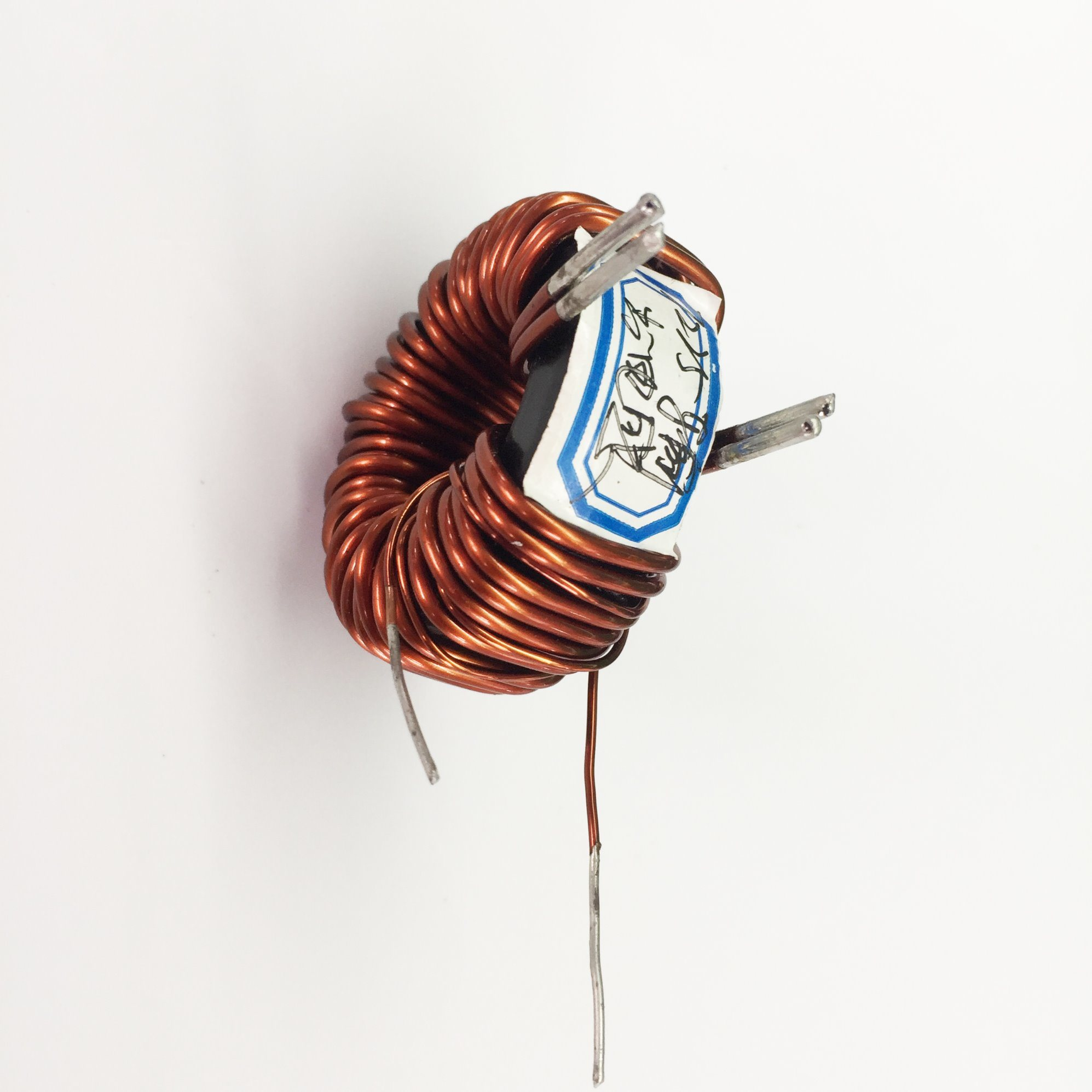 China Winding Chokes Toroidal Core Inductor For Industry Electronics Coils Of Copper Wire Are Commonly Used In Electrical Inductors And Mechanical Device
