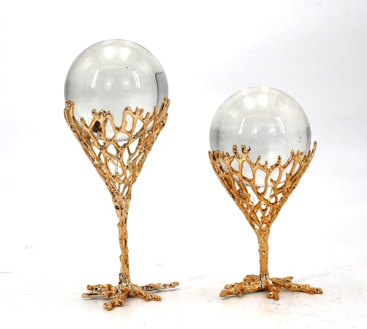 China Unique Wholesale Home Decor Crystal Ball Desktop Decor Luxury Home Decor Home Table Decoration China Candle Holder And Home Decoration Price