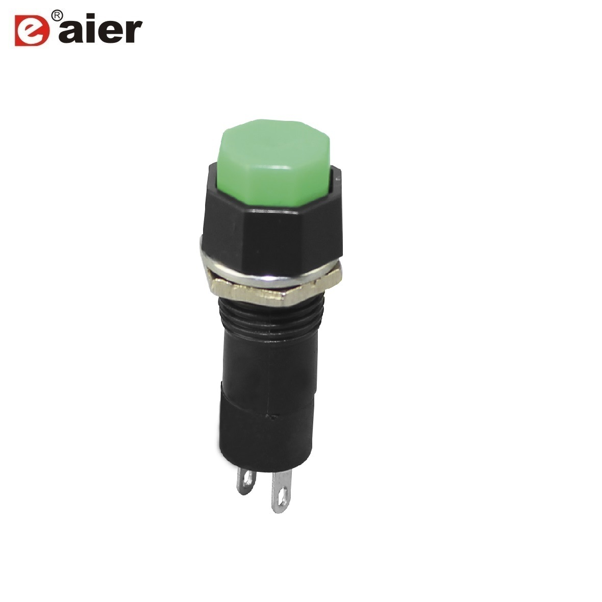 China 1a 250vac Off On Normally Open 12mm Push Button Switch Switches Spst