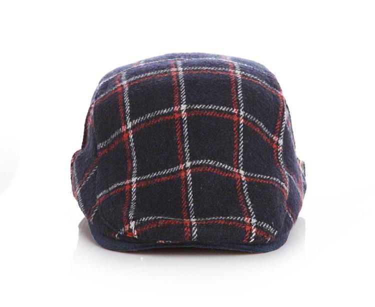 190d1384 China Classic Woolen Kids Beret Hats Flat Caps Handsome Baby Boy Winter IVY  Hat Newsboy - China IVY Hat, Winter IVY Hat