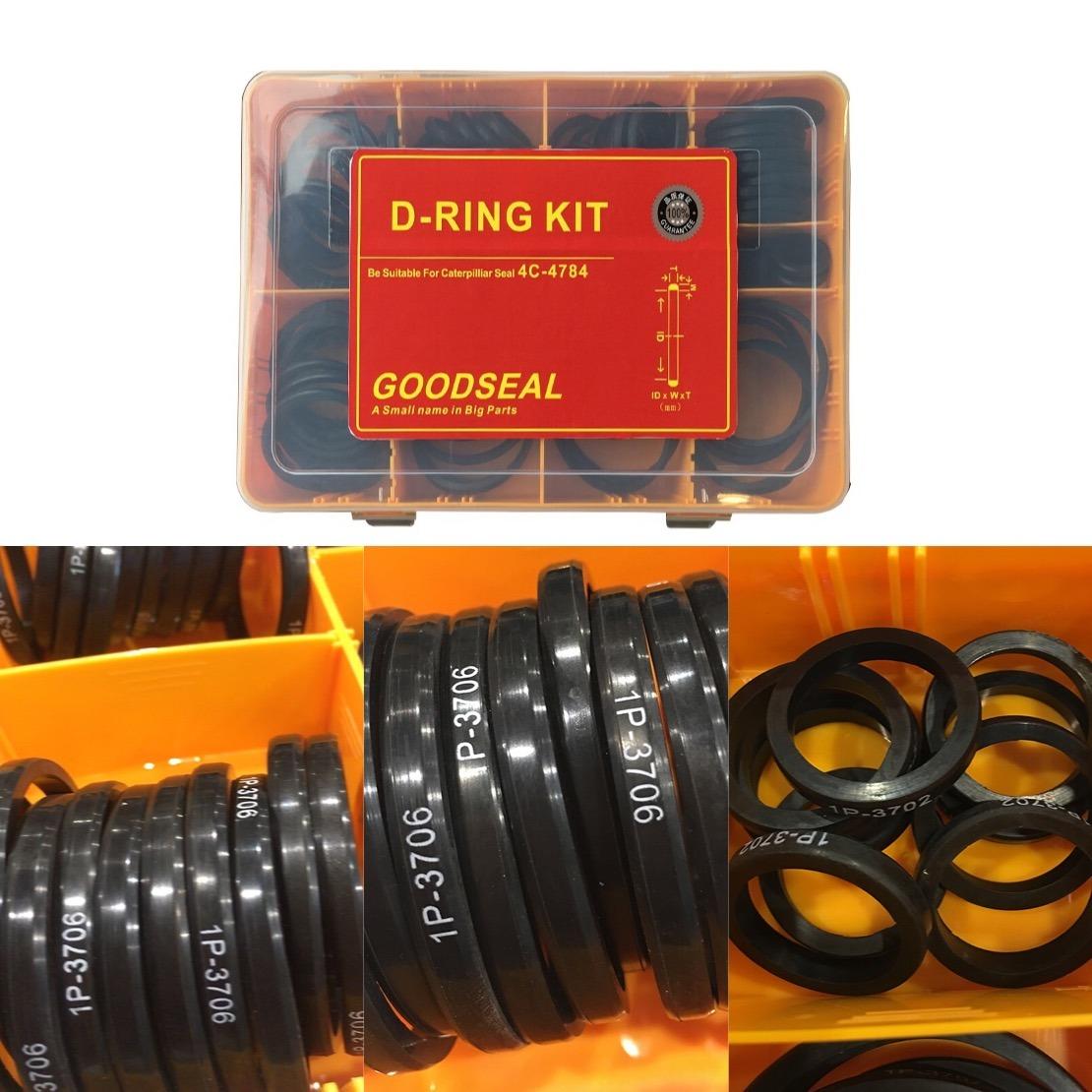 D Ring kit for caterpilliar  4C-4784 D-Ring kit D Ring BOX FOR CATERPILLAR