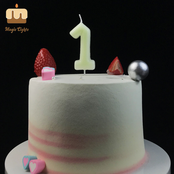 Sensational China Glow Number 1 Party Birthday Cake Candle Supplies China Personalised Birthday Cards Petedlily Jamesorg
