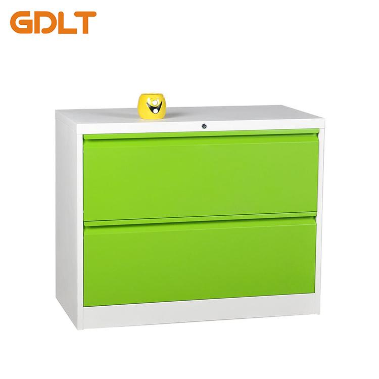 2 Drawer Locking Wide Filing Cabinet, File Cabinet 2 Drawer With Lock
