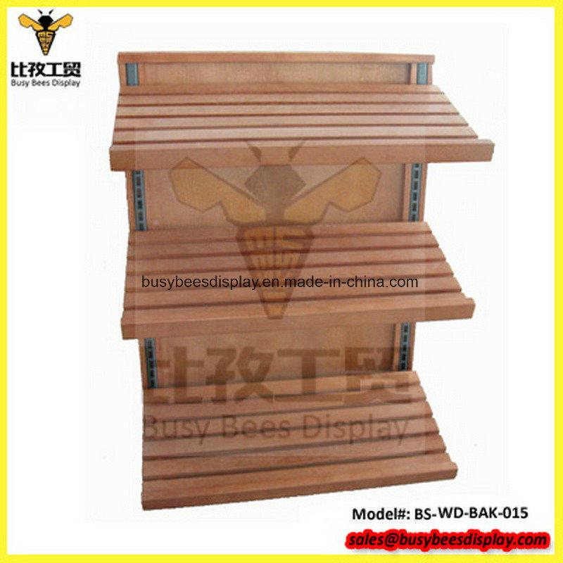 Hot Item Uprising Wooden Bread Rack