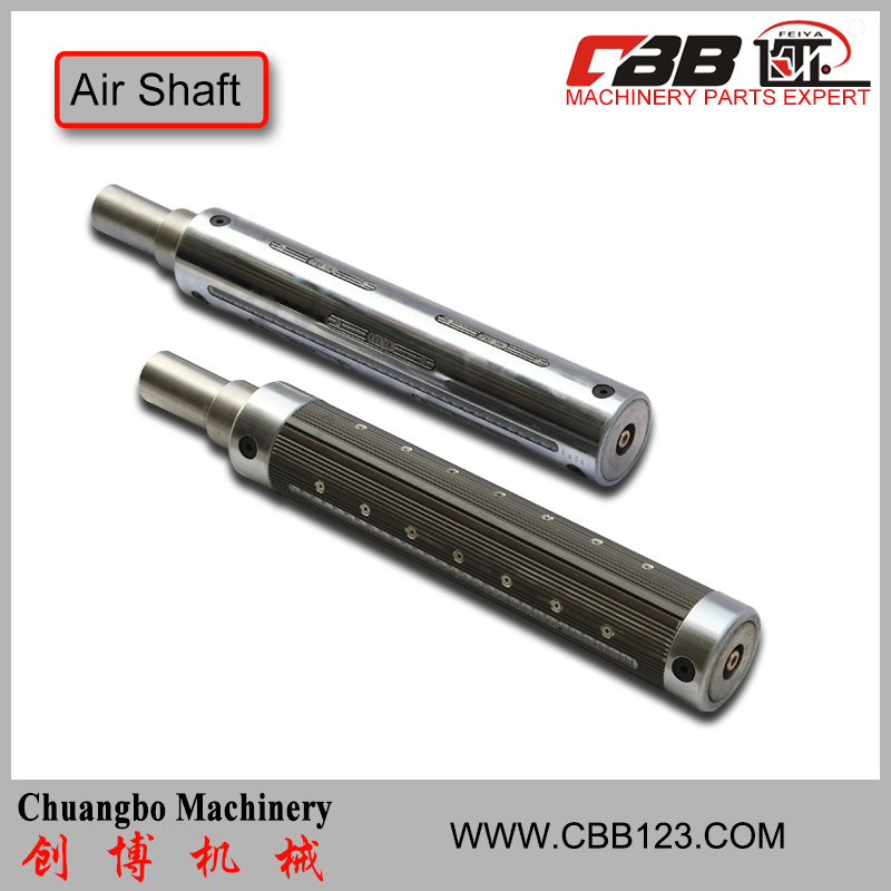 Slitting Machine Parts Board Type Air Shaft