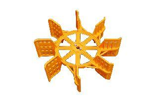 Nylon Waterwheel Impellers for Paddlewheel Aerator