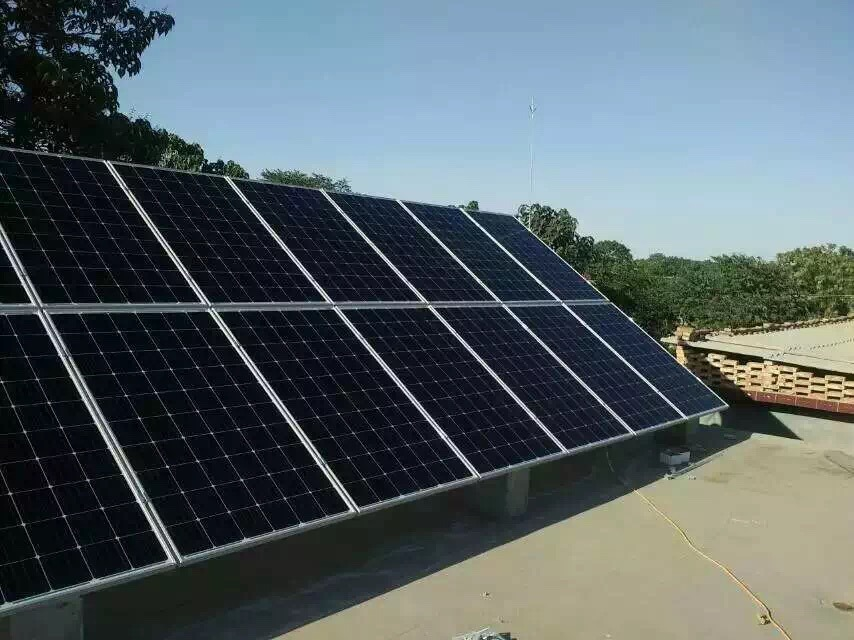 on Grid Solar Power System 1kw-5kw