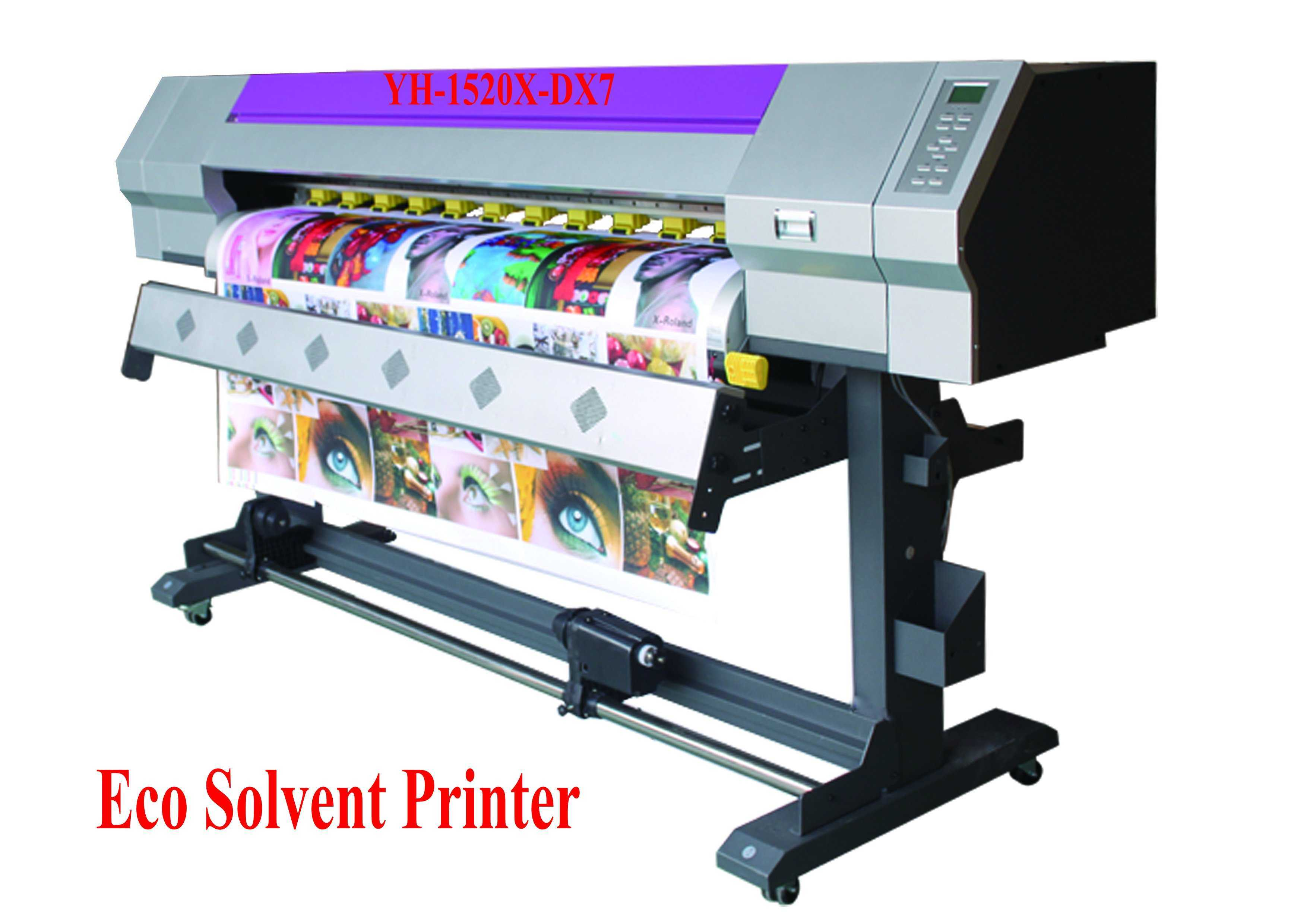 Image result for solvent printer vs eco solvent