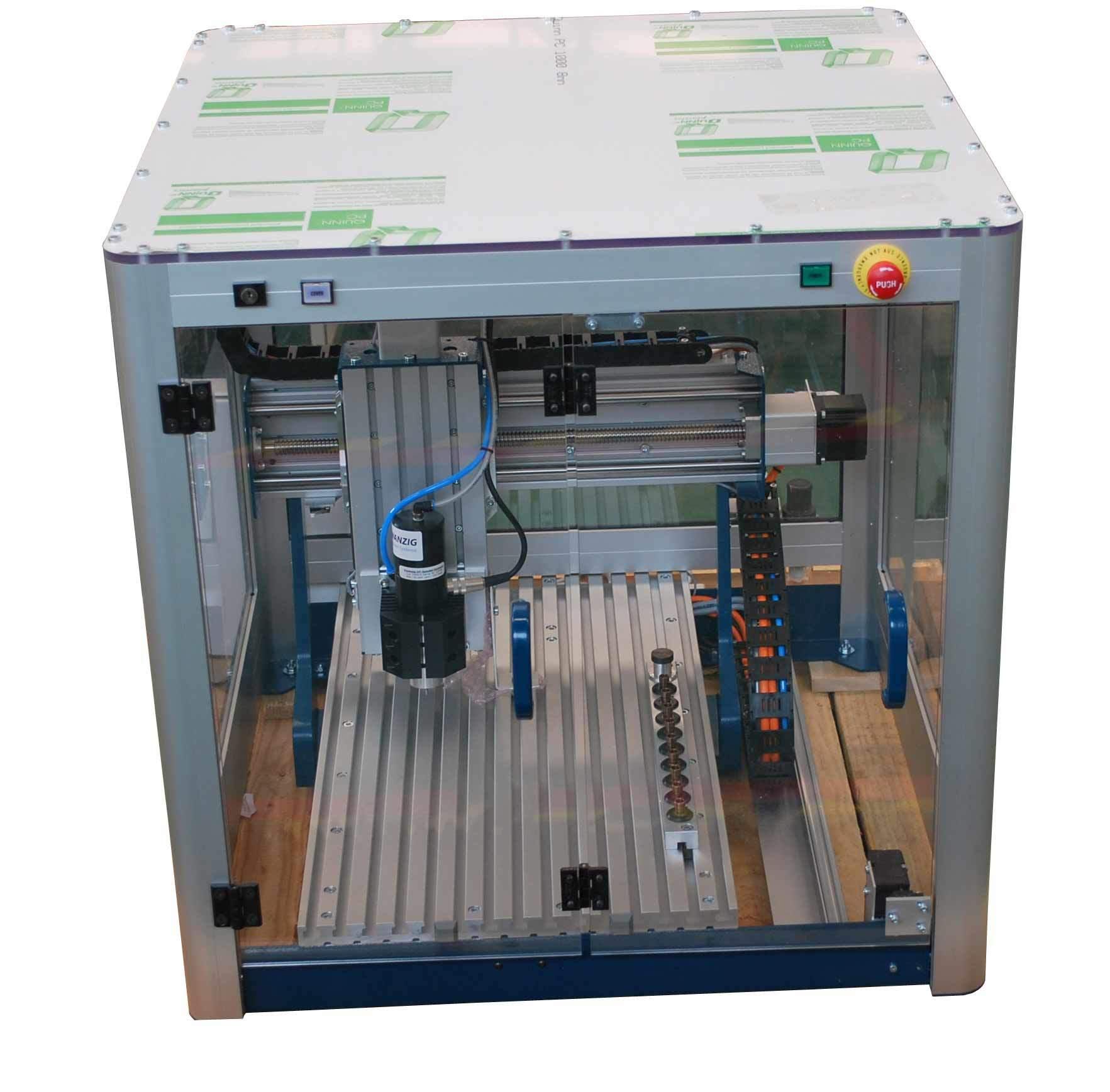 China Cnc High Precision Pcb Making Machine 3200a Drill Speed Controller