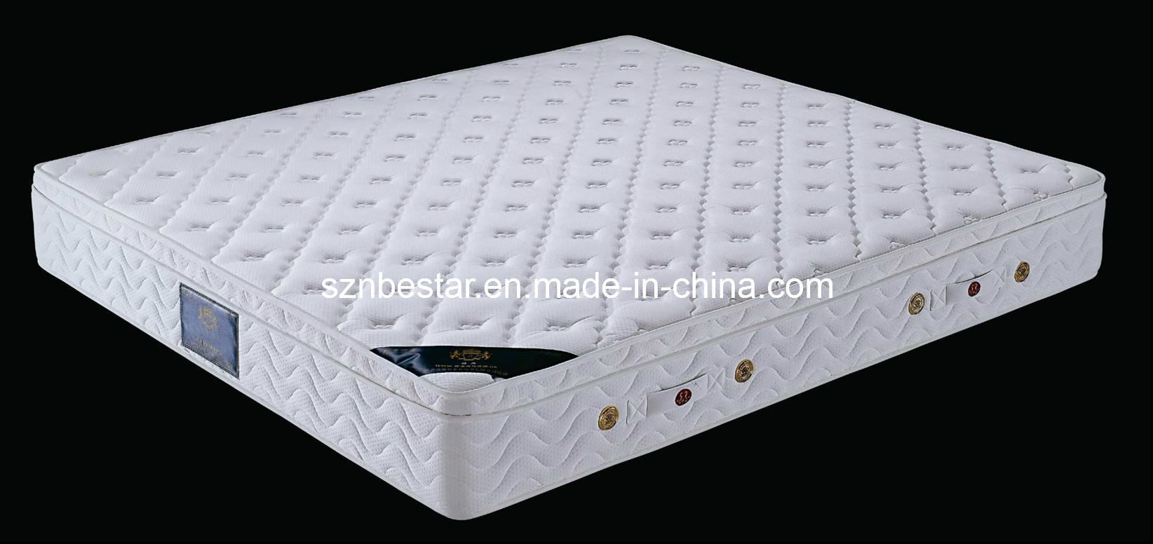 High Quality Latex Foam with Spring Mattress (B305)