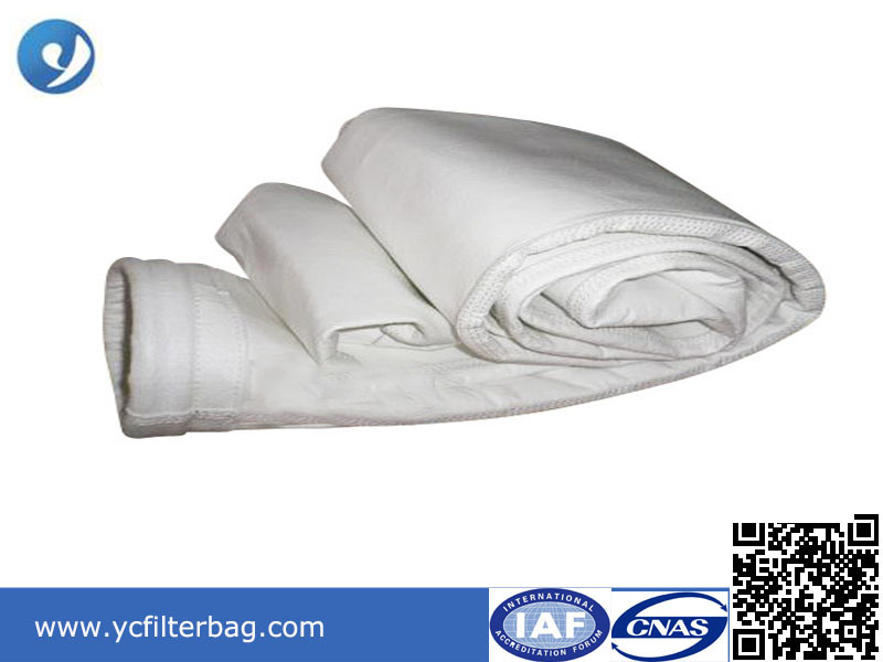 Dust Anti-Static Blending Filter Polyester Filter Bag