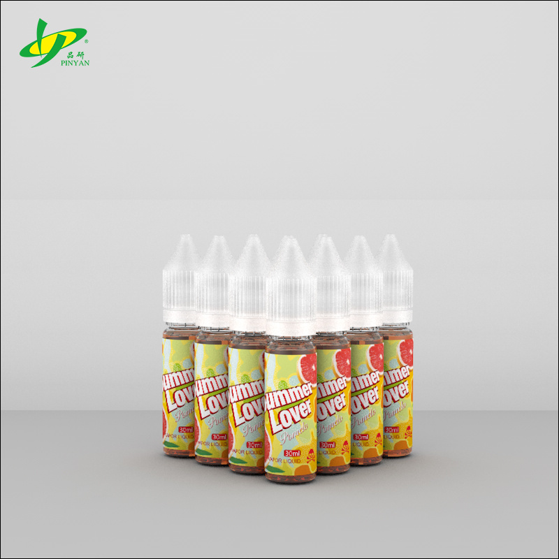 [Hot Item] Wholesale OEM Pomelo Flavour E Liquid Zero Nicotine Vapor Juice  Vaping Juice