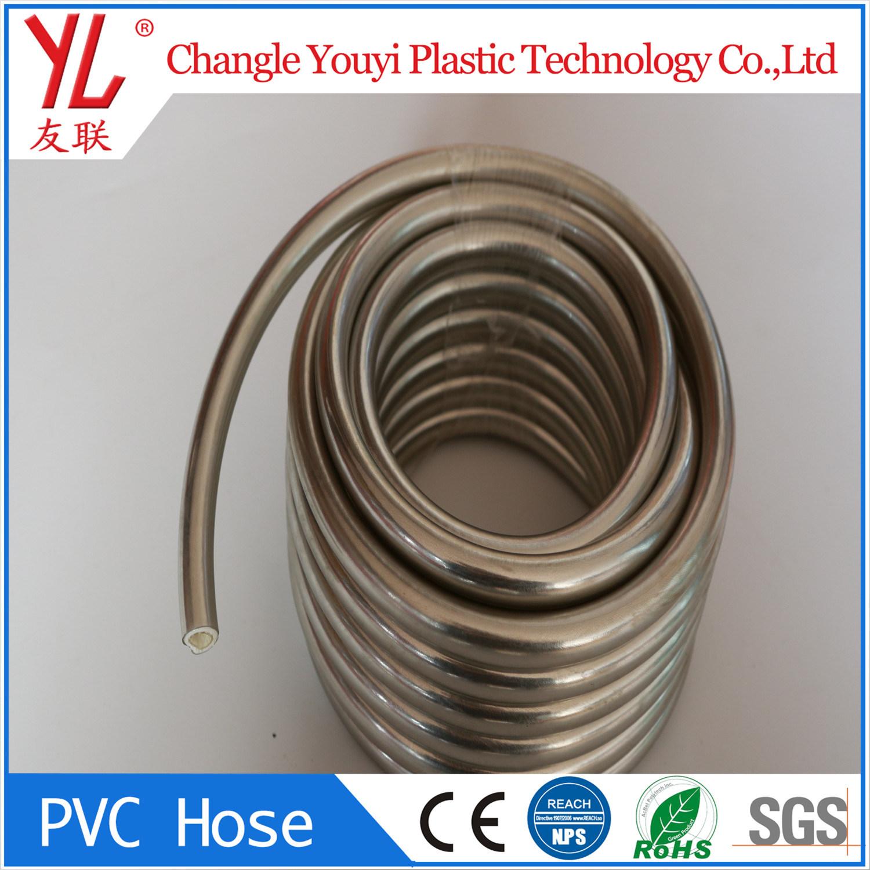 Chinese PVC Silver Shower Hose - China PVC Hose, Garden Hose