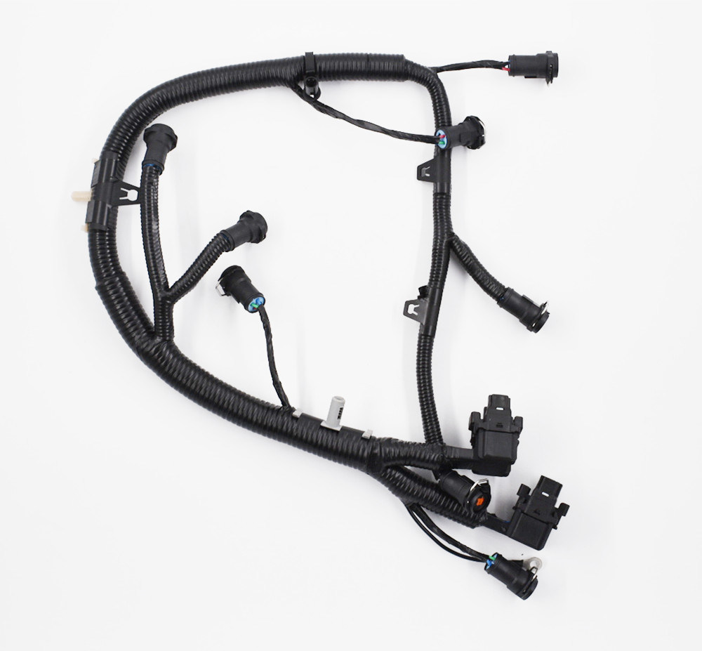 China Fuel Injector Jumper Wiring Harness for 6.0L Ford 03-07 Powerstroke  Diesel Ficm - China Auto Wiring Harness, Automotive Wire Harness