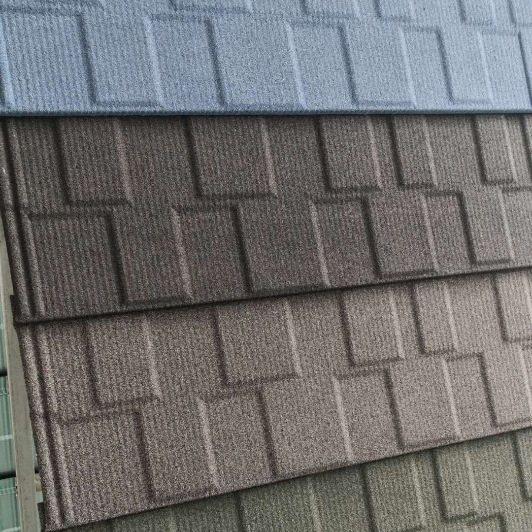 China Stone Coated Concrete Roofing Tiles Low Prices China Roofing Tile Metal Roof Tile