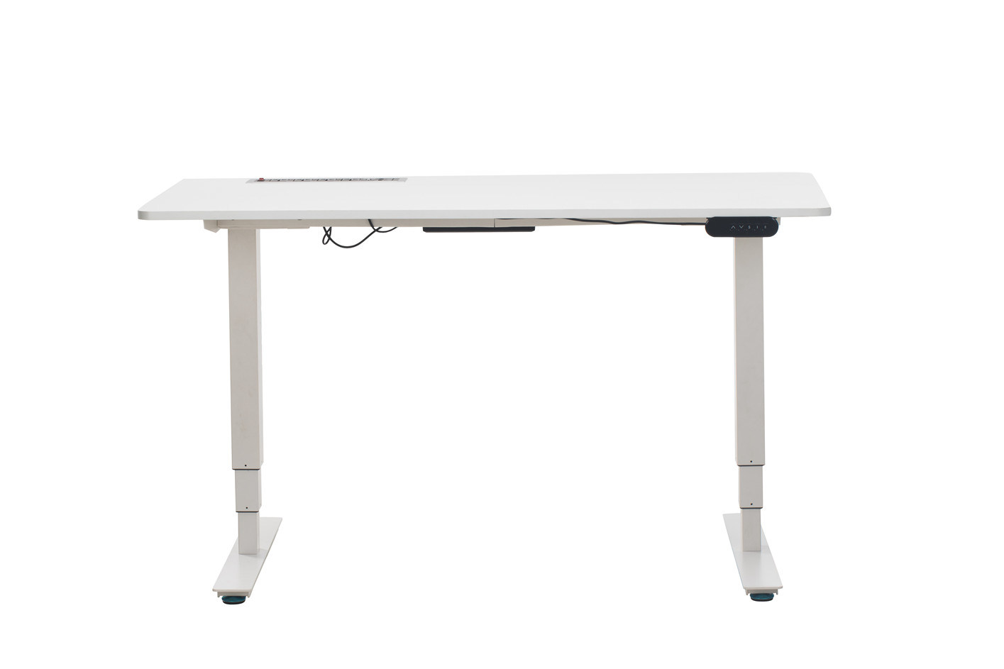 China Gaming Height Adjustable Desk 2 Legs Electric Height Adjustable Sit Stand Office Desk China Gaming Height Adjustable Desk Electric Desk Adjustable Height