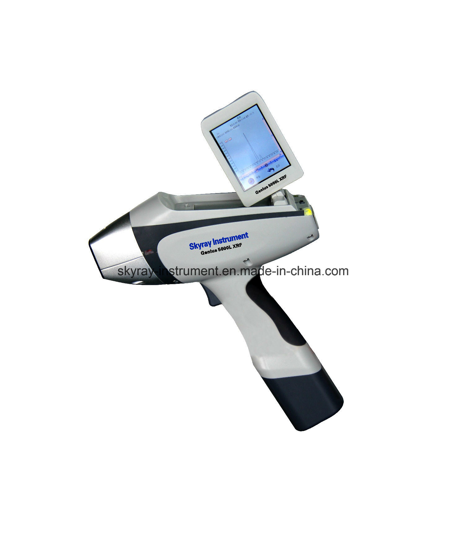 Portable Metal Alloy and Stainess Steel Analyzer