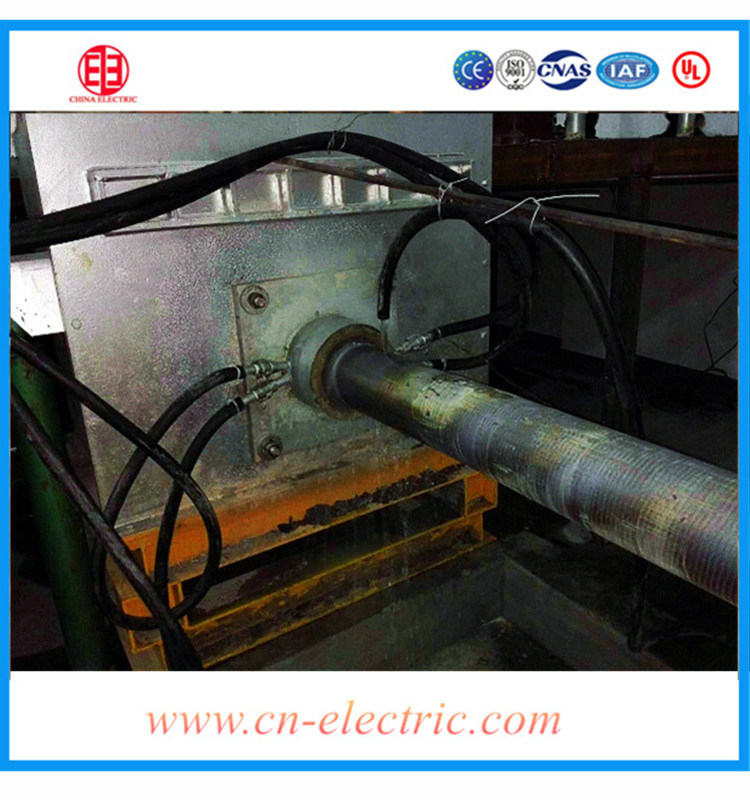 Horizontal Brass Bar or Rod Continuous Casting Machine