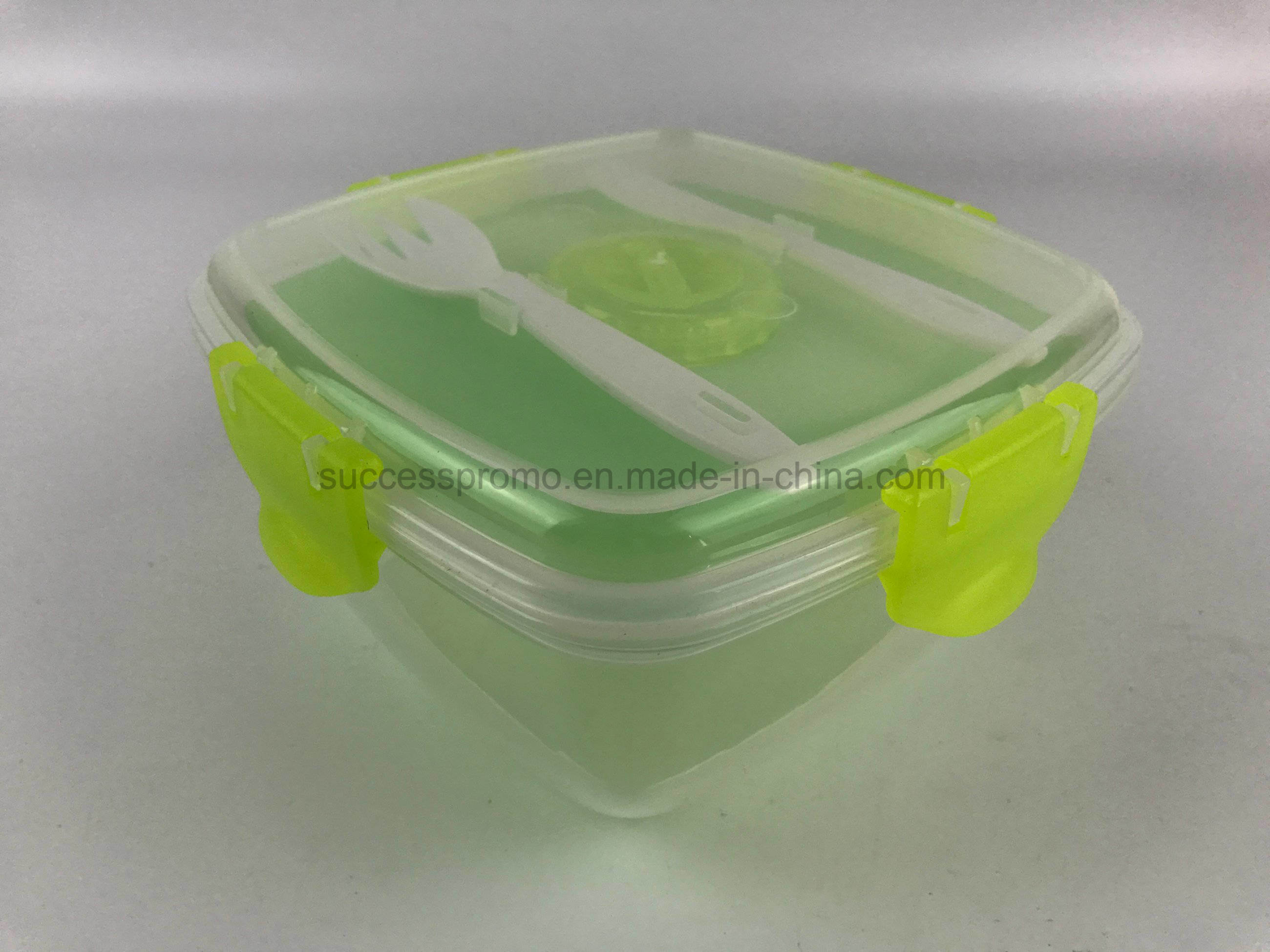 Hot Item Food Container Plastic Microwave Bento Box Cool Lunch