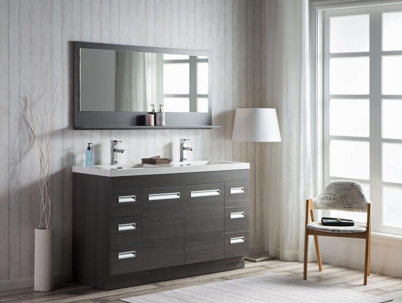 Free Standing Modern Bathroom Vanity